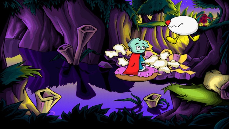 Pajama Sam 3: You Are What You Eat From Your Head screenshot-4