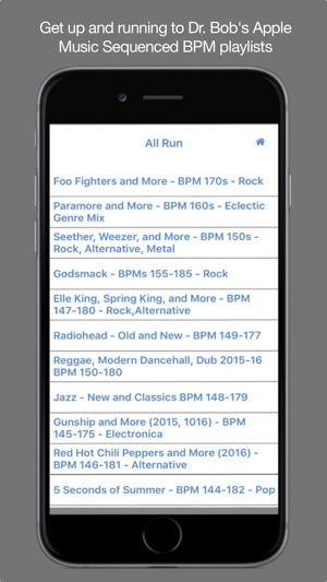 JogTunes – The Best Running Music for BPM Workouts on the