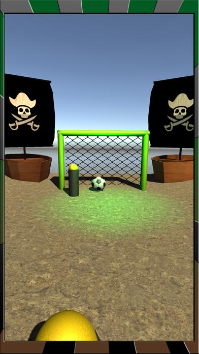 USA Beach Football Flick Penalty Shooter Superstar screenshot two