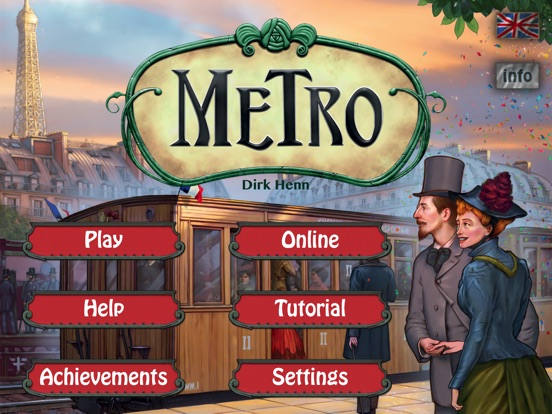 Screenshot #1 for Metro - The Board Game