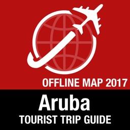 Aruba Tourist Guide + Offline Map