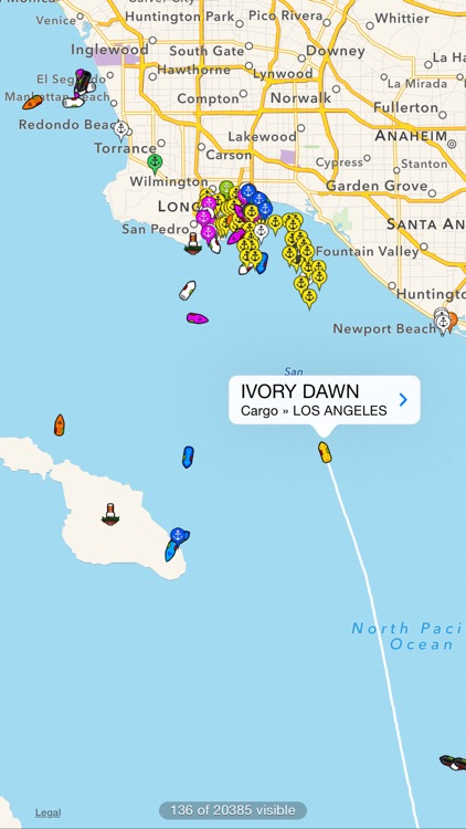 Ship Finder app image