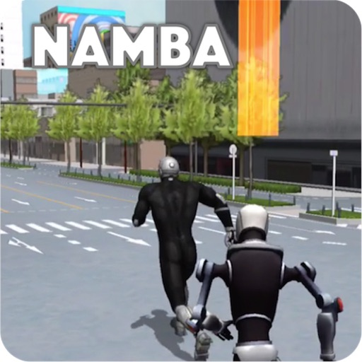 Namba Run Away FREE