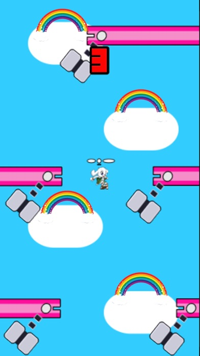 The Copters Rabbit Swing Adventure Screenshot