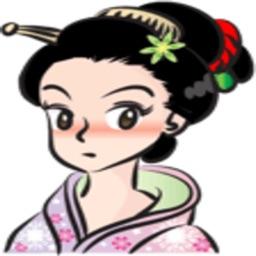 Sweet Sweet Japanese Girl stickers by wenpei