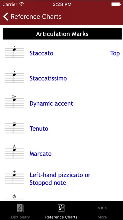 MusicTools Music Dictionary screenshot-3