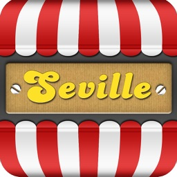 Seville Offline Map Travel Explorer