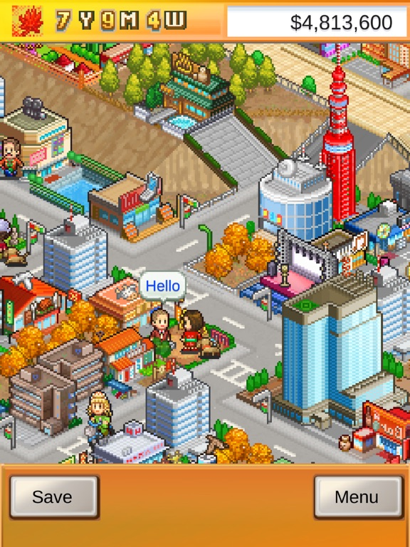 Venture Towns Screenshots