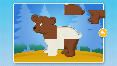 動物パズルゲームのおすすめ画像5
