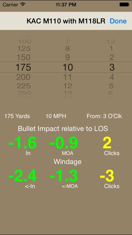 Bullet Flight L2