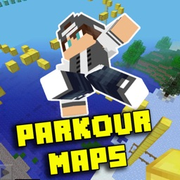 PARKOUR MAPS FOR MINECRAFT POCKET EDITION GAMES