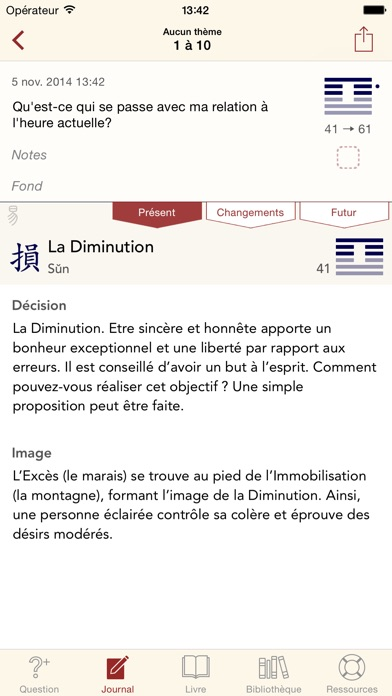 download Yi Jing - Livre des Transformations apps 3