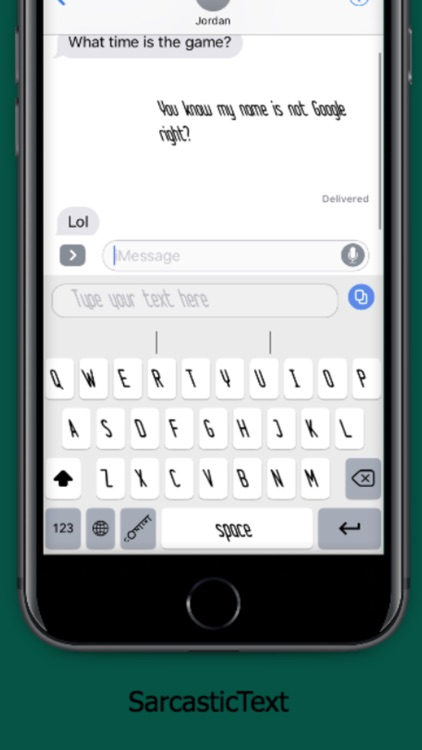 ContextIsKey: Keyboard Adds Tone to Text w/ Fonts