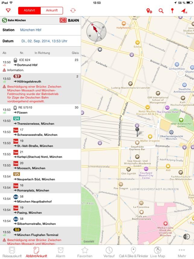 Munchen Navigator On The App Store