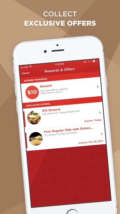 Smashburger Rewards screenshot-2