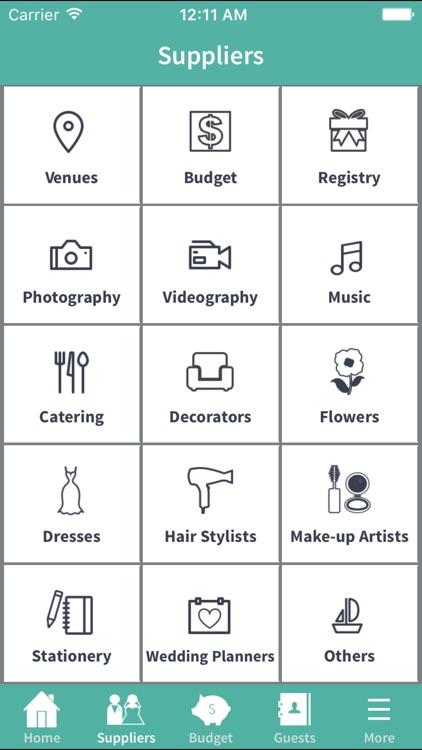 AppyEverAfter Wedding Planning