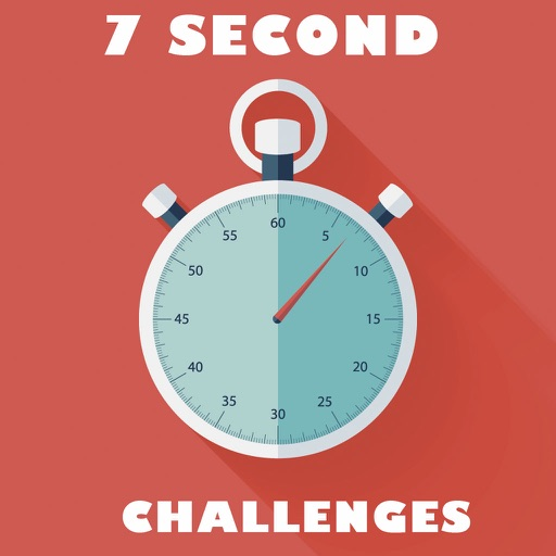 7 Second Challenge Generator iOS App