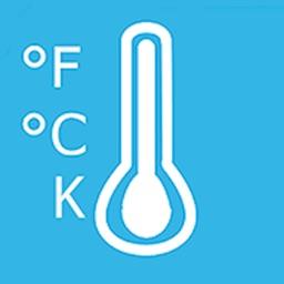 Temperature Converter-°C-°F-K