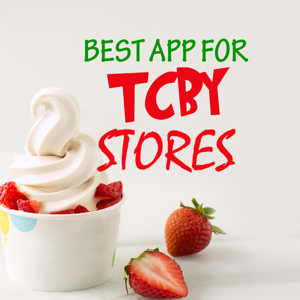 Best App for TCBY Stores app