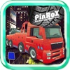 卡车模拟器 - 抬起起重机,开车