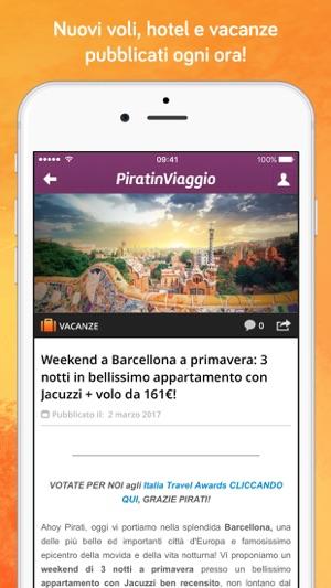 Piratinviaggio On The App Store