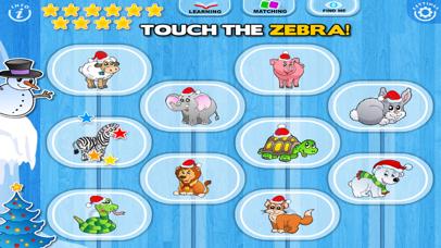 Abby – Amazing Farm and Zoo Winter Animals Games screenshot 1