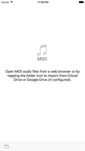 MIDI Opener on the App Store