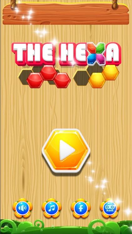 The Hexa Block Puzzle screenshot-4