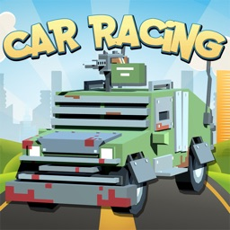 car driving parking school obstacle racing game
