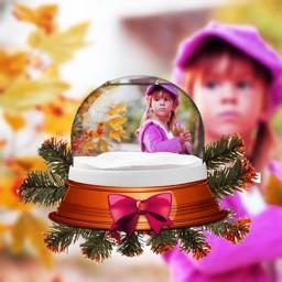 PIP Drop Ultimate Camera - Christmas Photo Effect