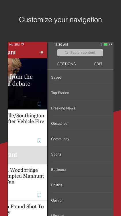 Hartford Courant: Your source for Connecticut news app image