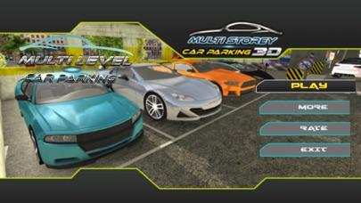 多层停车场 3D-驾驶模拟器 App 截图