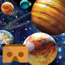 VR Trip to Space 3D