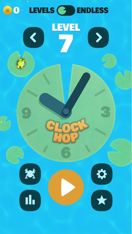Clock Hop screenshot-3