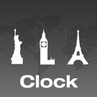Global Clock for world clock, time zone, time lag icon