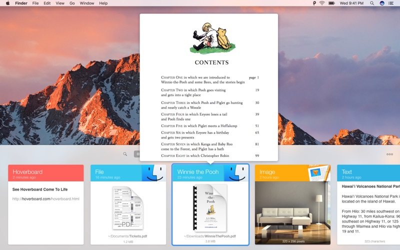 Paste – smart cloud clipboard & snippets manager Screenshot
