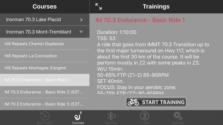 Roulez Triathlon Cycling screenshot-3