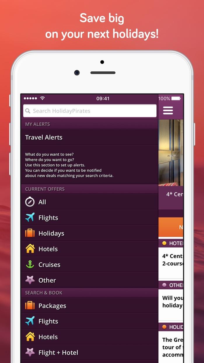 HolidayPirates Screenshot