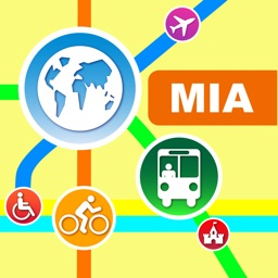 Miami City Maps - Discover MIA with MRT & Guides