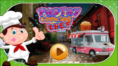 Pastry Cooking Chef - Cake Bakery Shop