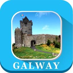 Galway Ireland - Offline Maps navigation
