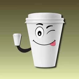 Coffmoji - Coffee emoji stickers