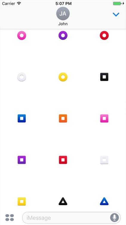 Tic Tac Toe Stickers - Pro Pack screenshot-3