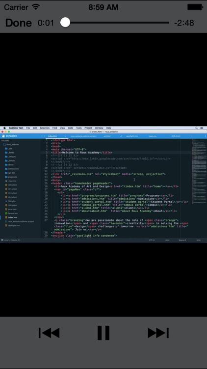 LearnFor SublimeText