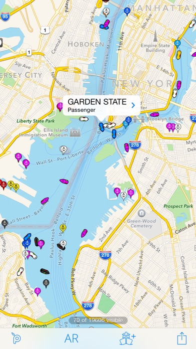 Ship Finder Lite review screenshots