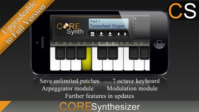 Core Synth Free screenshot three