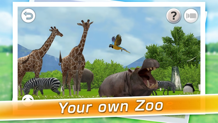 REAL ANIMALS HD screenshot-3