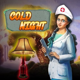 Cold Night Hidden Object Game : Secret Puzzle