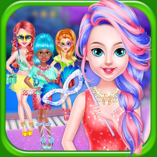 girl prom dress up games