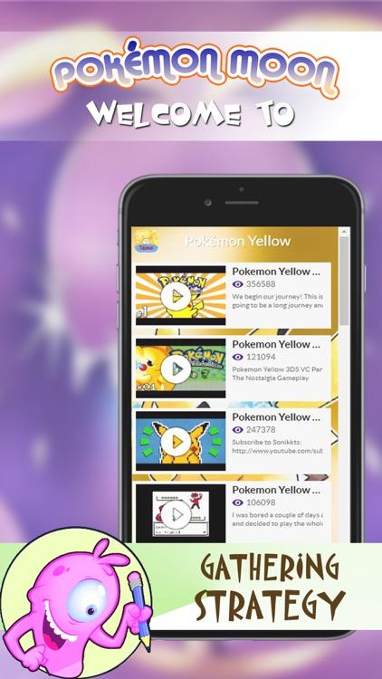 PROGamer - Pokémon Moon Version Guide